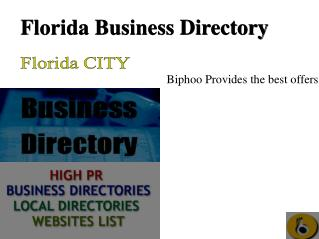 Florida free Business listing Services
