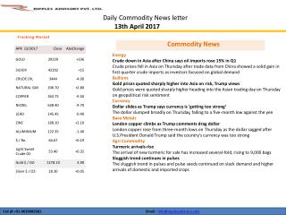 RIPPLES-COMMODITY-DAILY-REPORT-APRIL-13-2017