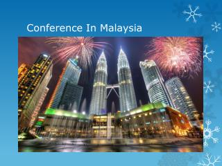 Malaysia Conferences