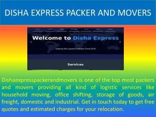 Find Top Packers and Movers in Pune