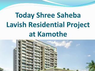 1 BHK Flats in Today Shree Saheba Kamothe by RedCoupon