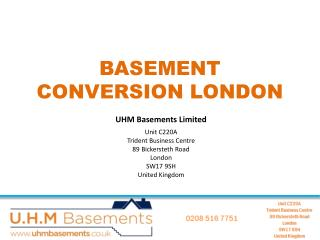 Common Basement Conversion Questions Answered