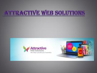 Attractive web solutions