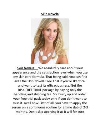 http://www.healthcare24by7.org/skin-novela/