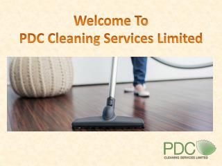 PDC Cleaning Bringing Harmony to Commercial and Domestic Cleaning Aberdeen