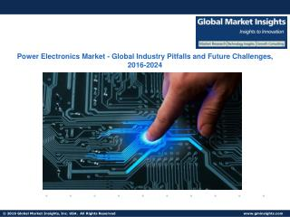 Power Electronics Market share, Applications, Segmentations & Forecast by 2024