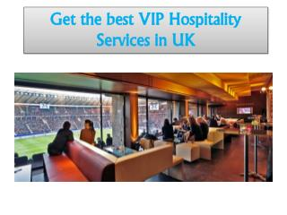 VIP Hospitality Services