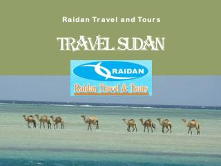 Travel Sudan