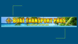 Yacht Shipping | Yacht Transport