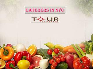 caterers in nyc