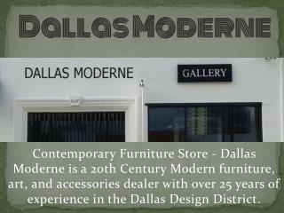 Dallas Moderne