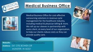 Medical Business Office