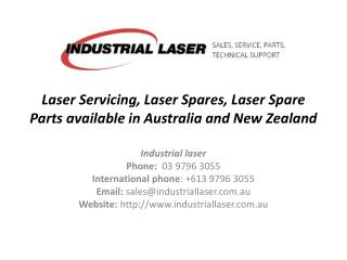 Laser Systems in new zealand