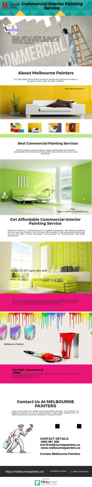 Find Commercial Painting Melbourne