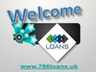 786 Loans- The Broker for Bad Times