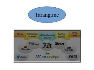 Hire VB .Net Developer - tarang.me