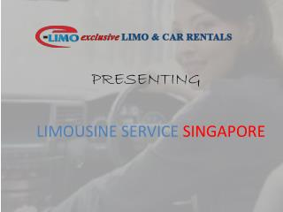 Limousine Service Singapore | Exclusive Limo