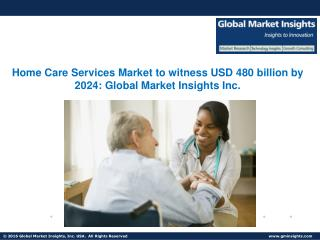 Global Geriatric Care Services Market to grow at 5.0% CAGR from 2016 to 2024