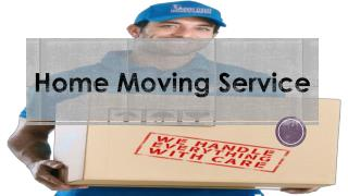 Home Moving Service