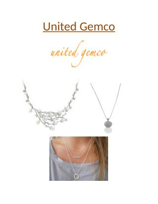 Shop Fine Jewelry Necklaces | United Gemco