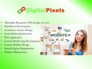 Affordable Responsive Web Design Services & Development Solutions