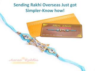 Send Rakhi to Australia At Rakhi 2017