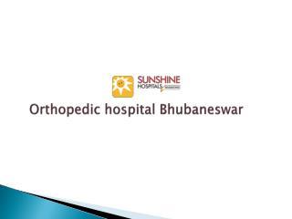 Orthopedic hospital bhubaneswar
