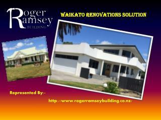 Waikato Renovations Solution