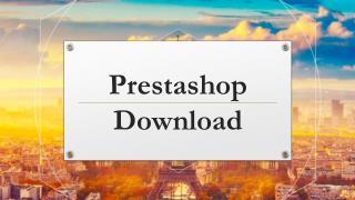 Prestashop Download