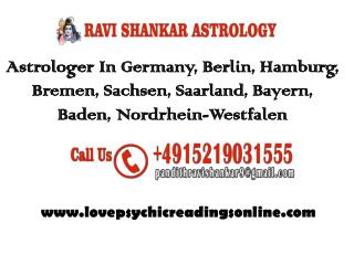 Best Astrologer In North Rhine-Westphalia, Nordrhein Westfalen, Germany, Berlin, Hamburg, Bavaria, Saxony, Hesse, Saarla