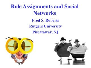 Role Assignments and Social Networks