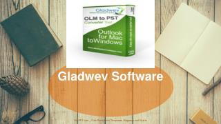 Best OLM to PST Converter free Dowload