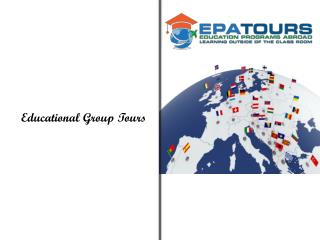 Educational Group Tours