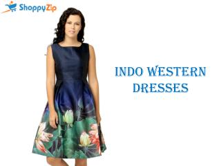 Indo- Western Dresses for Women