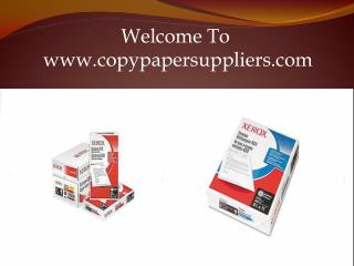 Cheap A4 paper suppliers – Understanding the different frameworks of paper