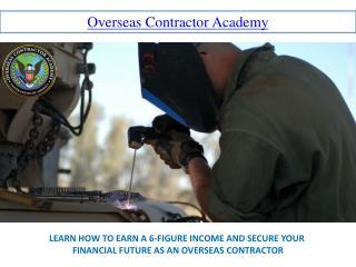 Overseas Contractor Academy