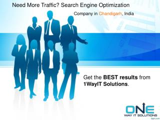 Search Engine Optimization Company in Chandigarh, India