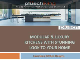Latest and Affordable Modular Kitchens in Delhi