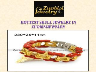 Hottest Skull Jewelry in Zuobisijewelry