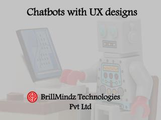 how chatbots mergs with UX design