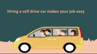 Hiring a self drive car makes your job easy