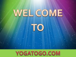 Go for Advanced yoga training Hamilton at Yogatogo.com