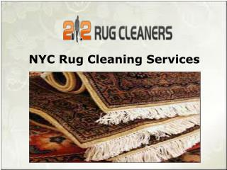 Manhattan Service for Carpet Cleaning