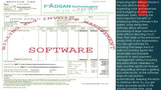 Billing and Invoice Management Software