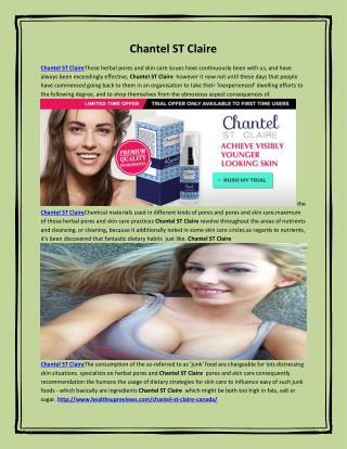 http://www.healthsupreviews.com/chantel-st-claire-canada/