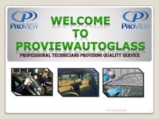 Cheapest Windshield Replacement Services in Phoenix
