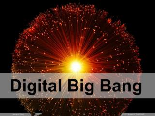 Digital Big Bang: New TLDs, New Opportunities?