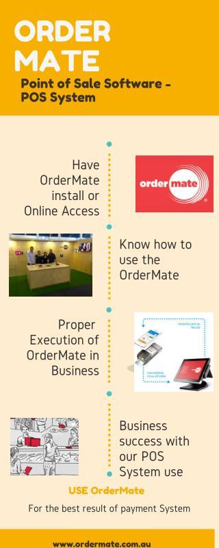 OrderMate - POS System - Restaurant POS