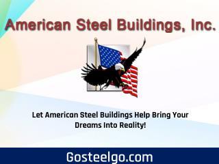 American steel span buildings