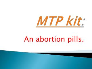buy abortion pill